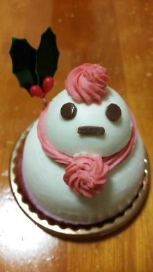 橘佑佳のHappy Happy-ケーキ